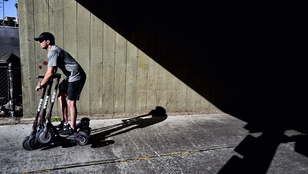 Don't let cities ruin the scooter revolution