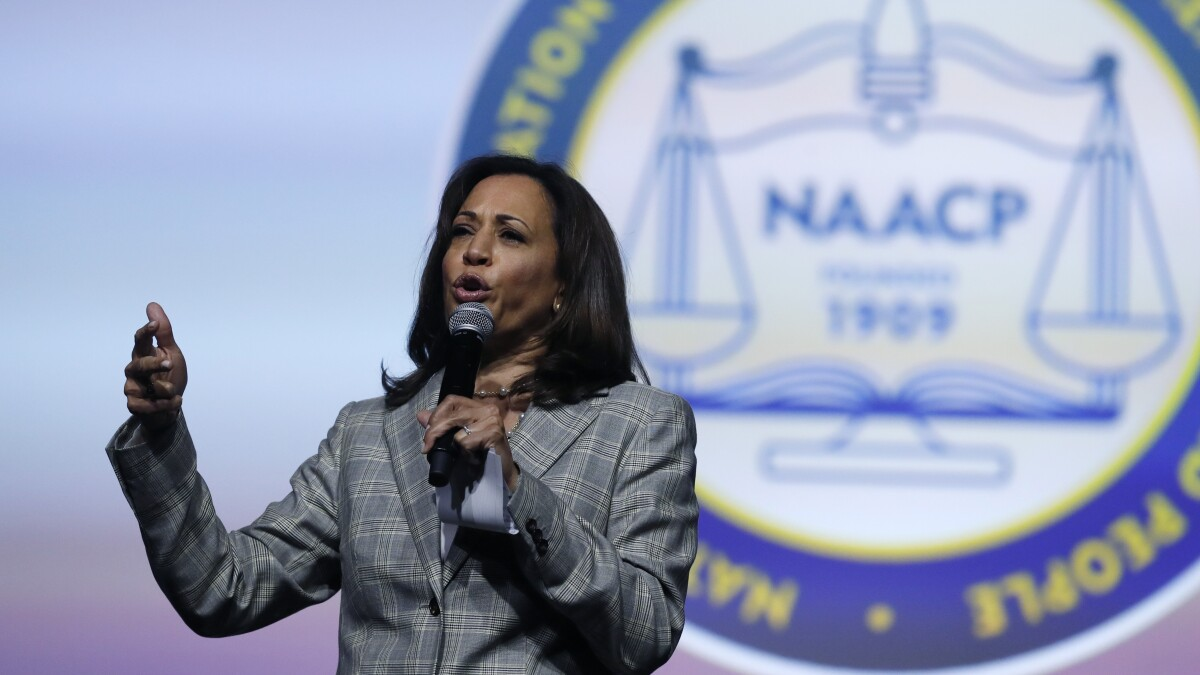 Kamala Harris embraces exclusive blackness at the expense of her Indian heritage