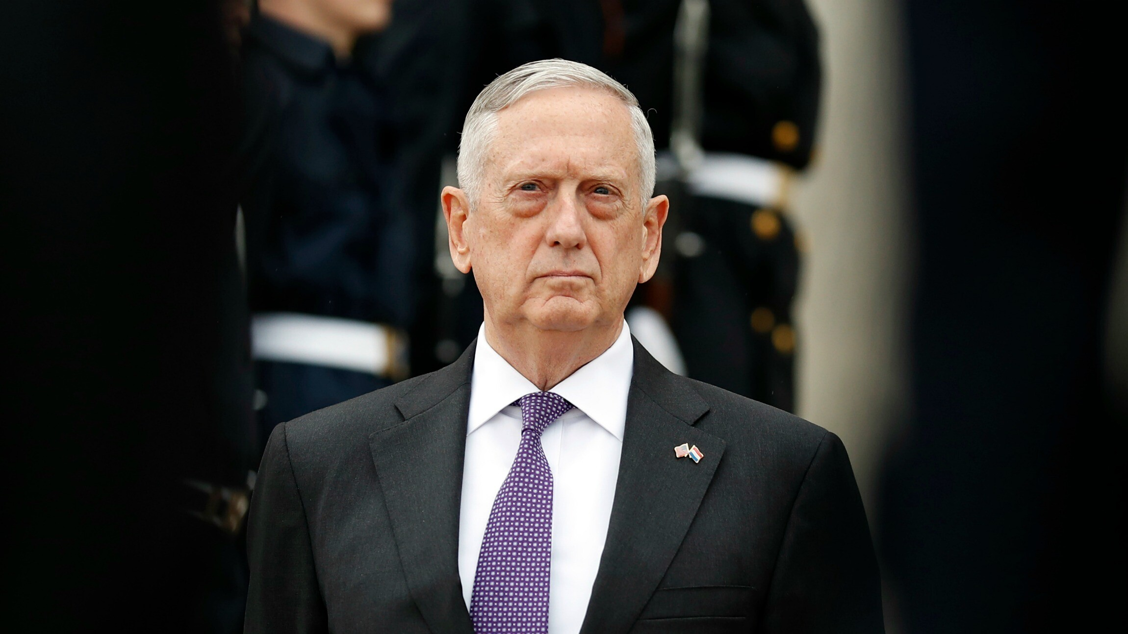 Mattis: Let me tell you about how badly Obama screwed up the ISIS situation