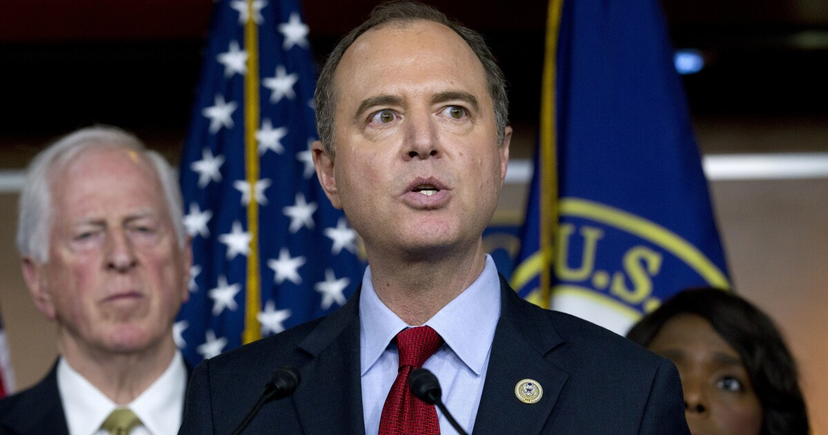 Investigation incoming: Adam Schiff says House Intelligence Committee will look into Trump inauguration funding