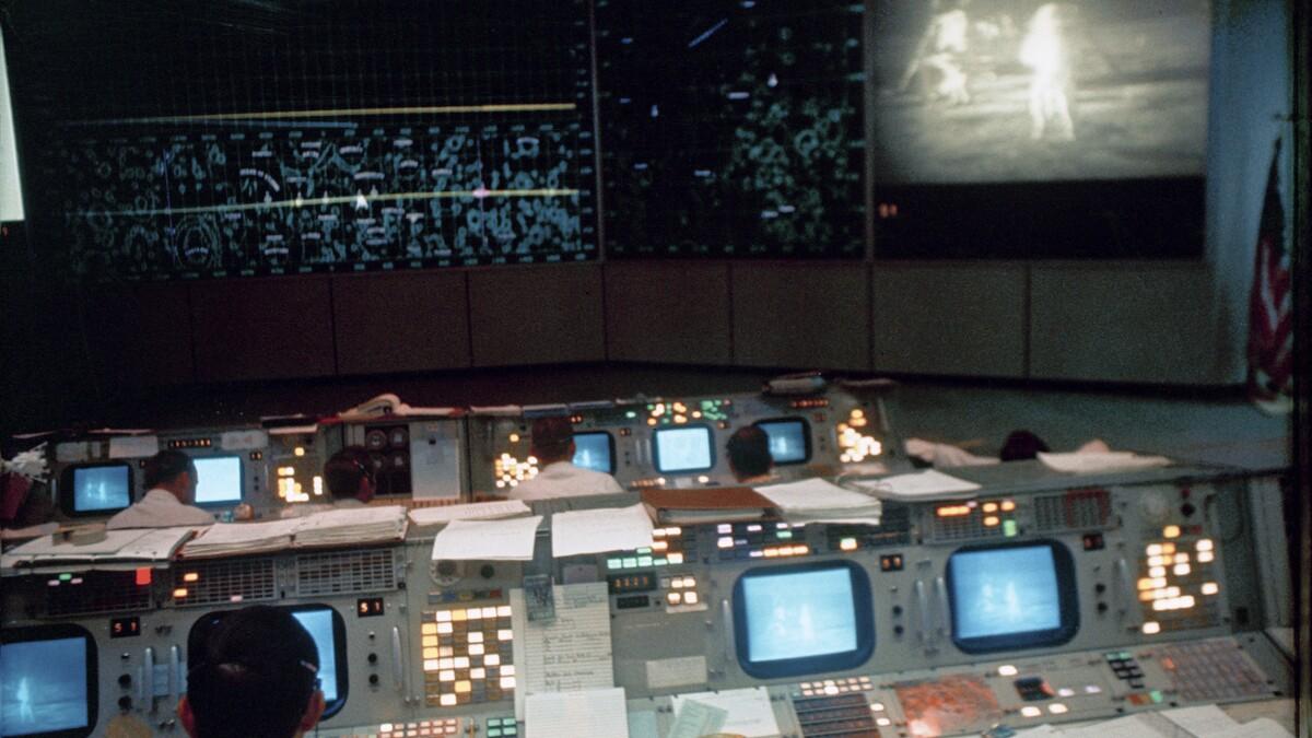 11,000 hours of unheard mission control audio restored for Apollo 11 50th anniversary