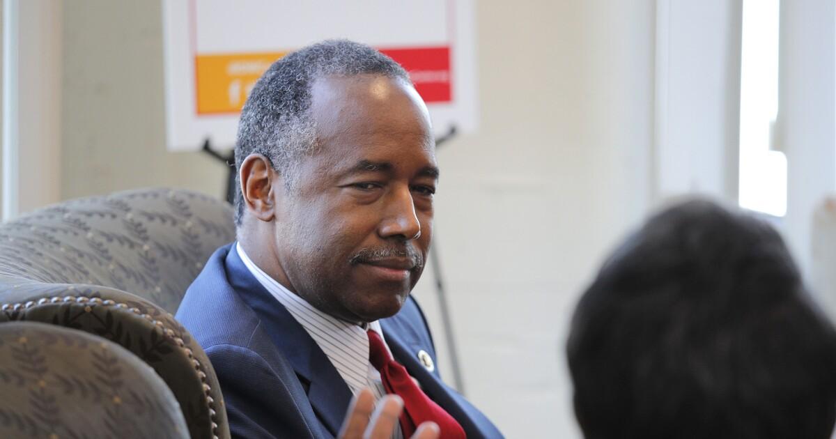 Ben Carson strikes critical blow to Obama fair-housing rule