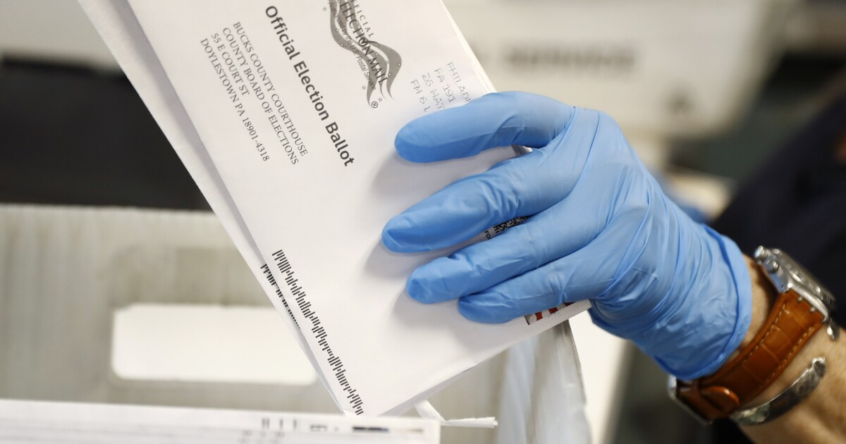Texas attorney general charges four, including county commissioner, in mail ballot fraud scheme