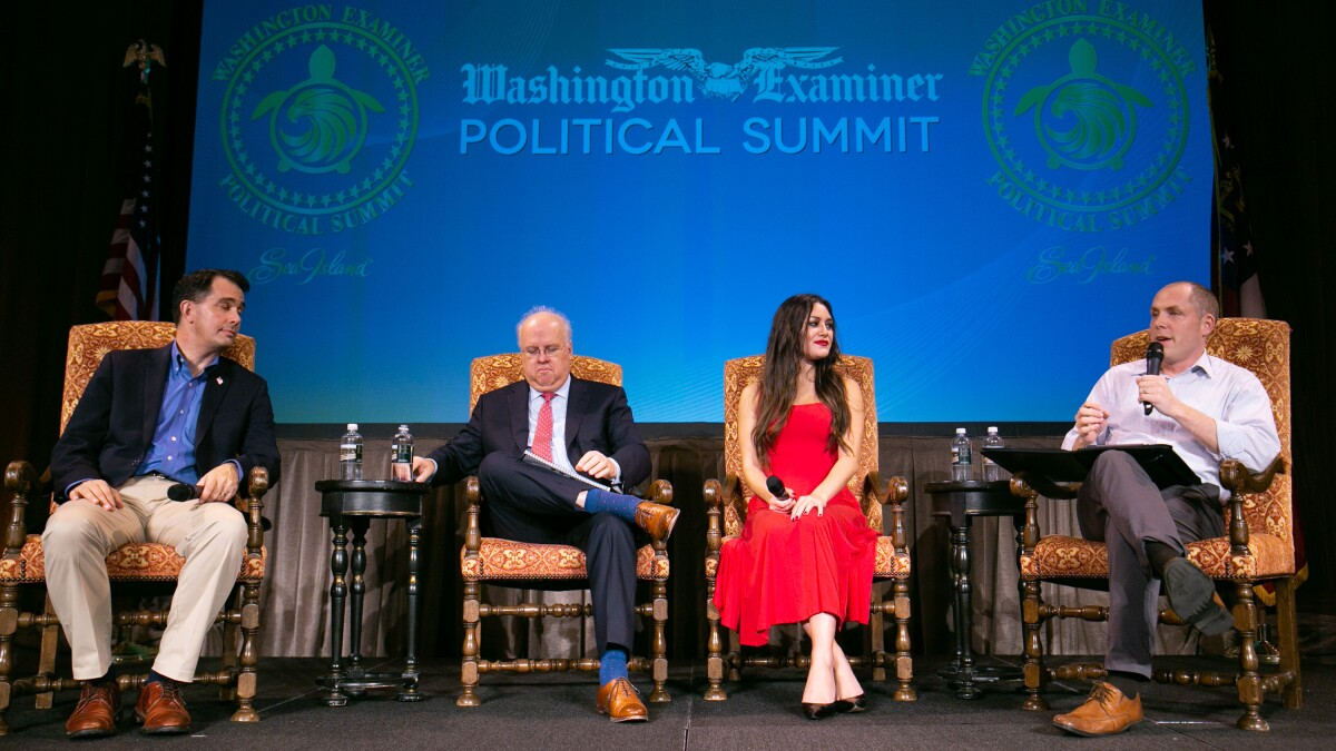 Karl Rove and Gov. Scott Walker analyze the future of conservatism