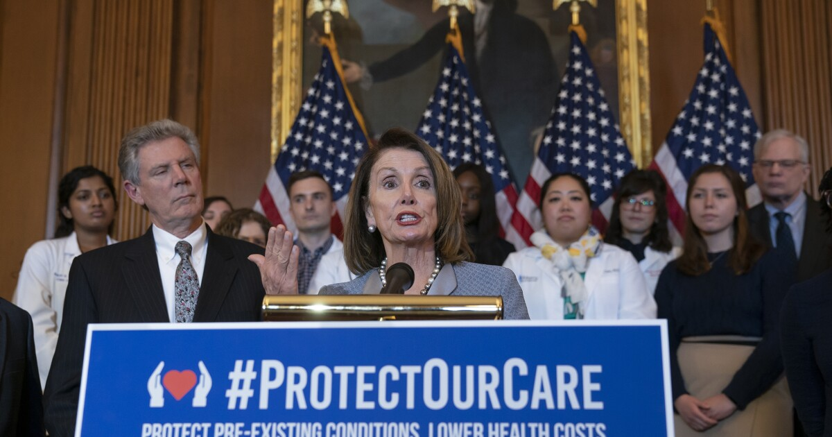 Democrats demand answers on Trump administration's Obamacare lawsuit reversal