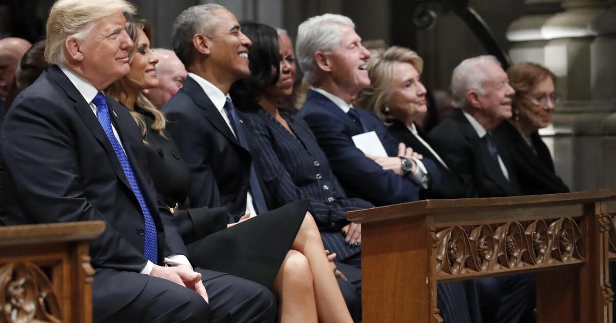 Huge: More 'better off' under Trump than Clinton, Bush, Obama