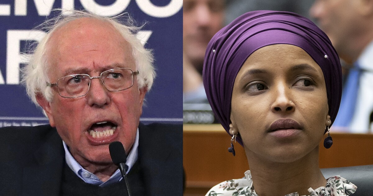 Bernie Sanders says House's reaction to Ilhan Omar stifles debate over Israel