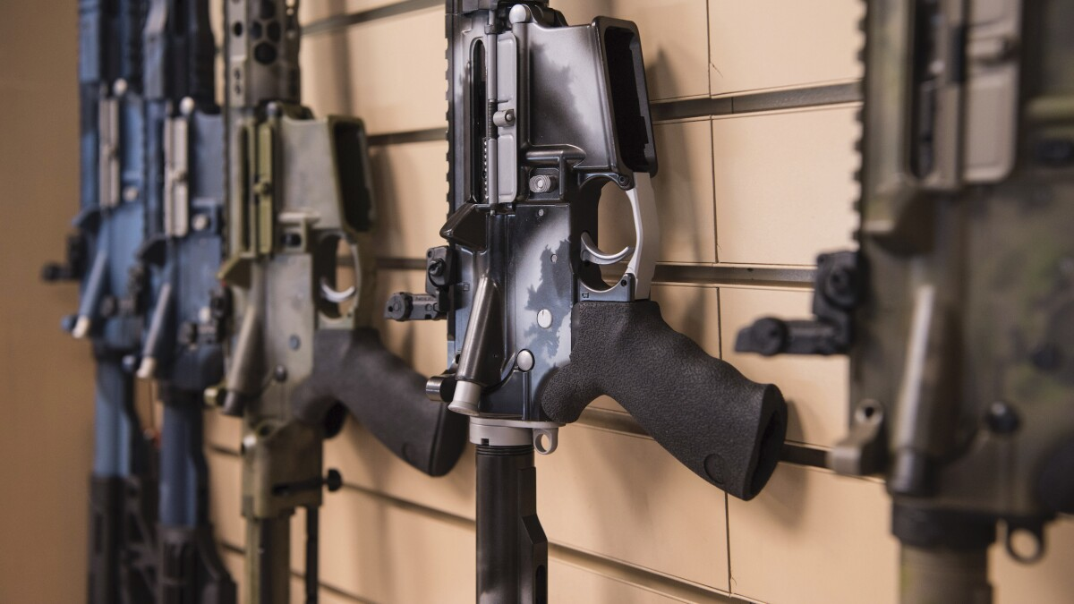 Gun shock: Majority support 'mandatory buybacks' of AR-15s