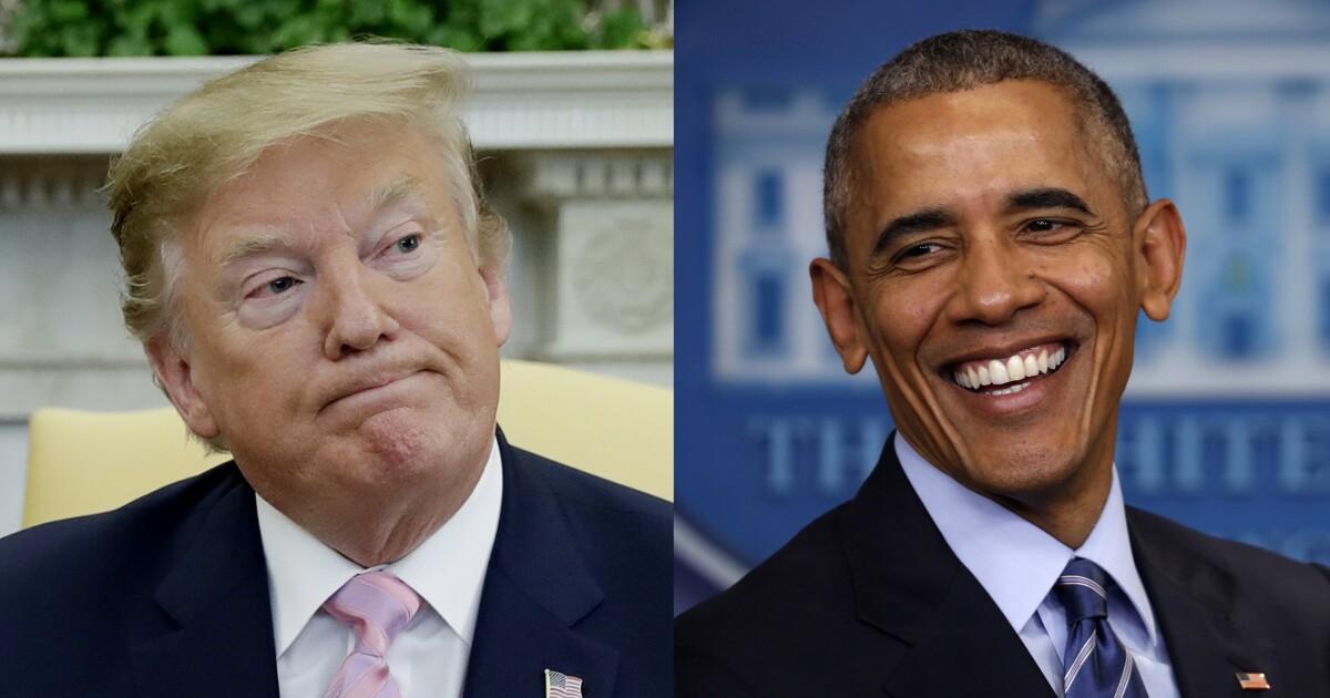 The Trump-era game of pretending Obama's scandals weren't real