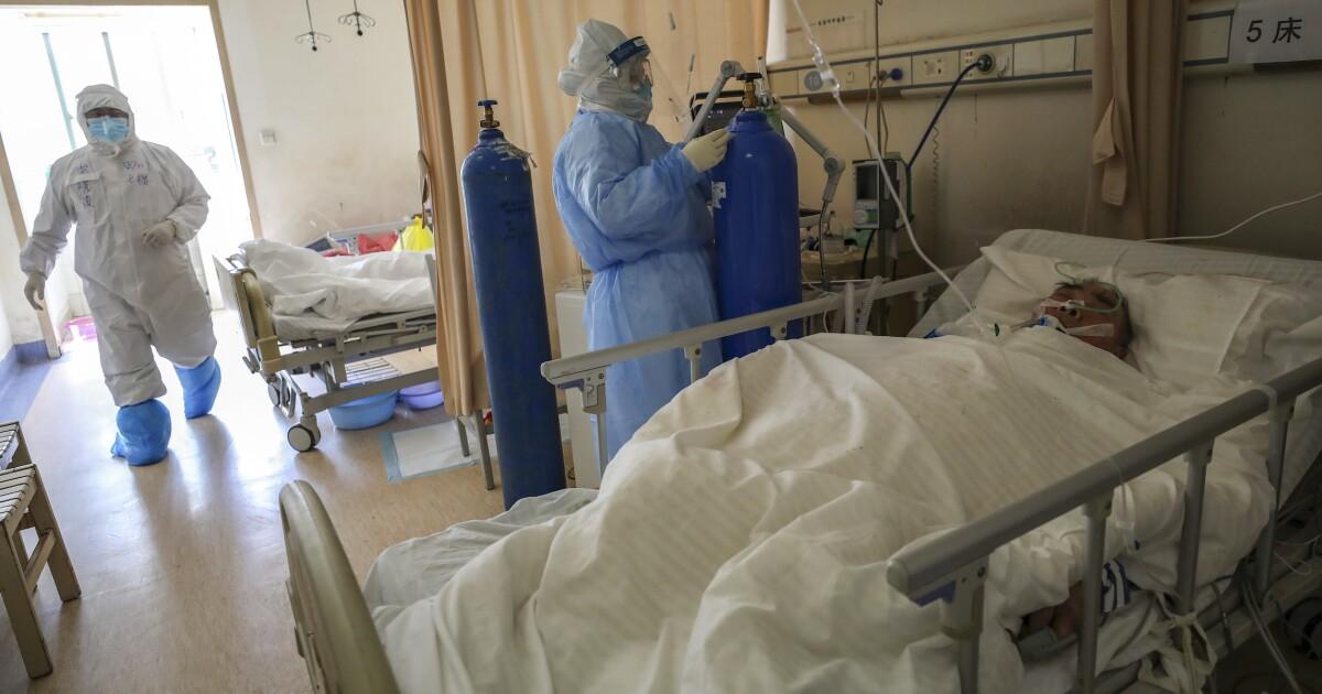 Iran: Coronavirus cases surge outside China