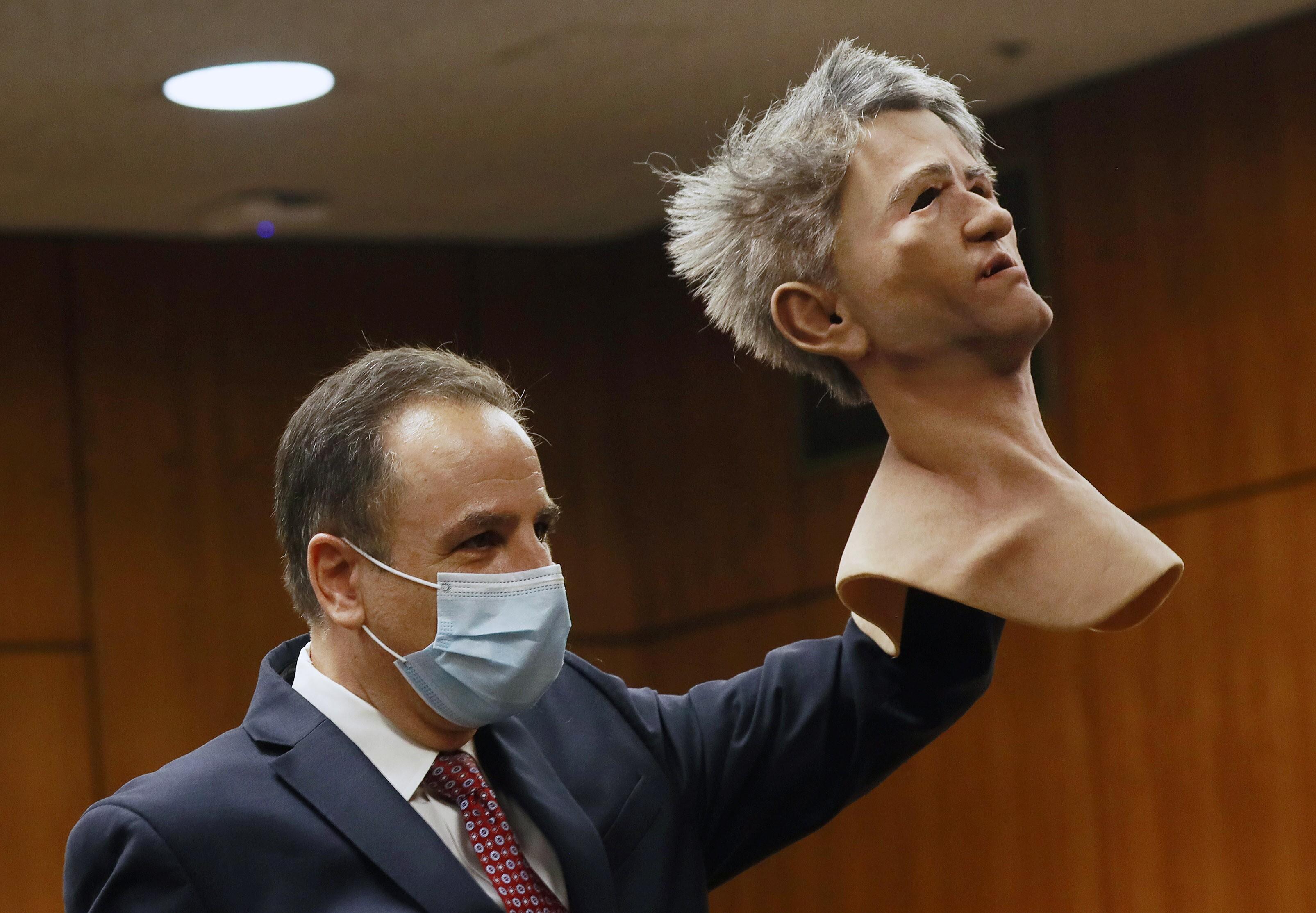 Robert Durst's murder trial
