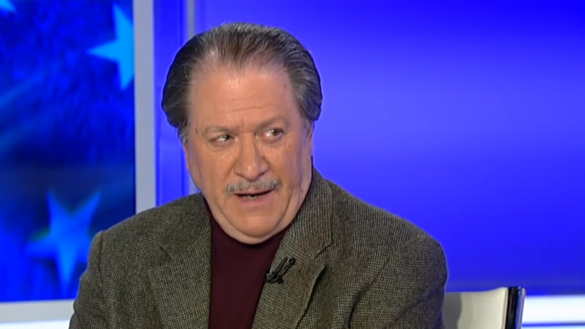 Fox brings Joe diGenova back after pushing 'anti-Semitic' Soros conspiracy theory