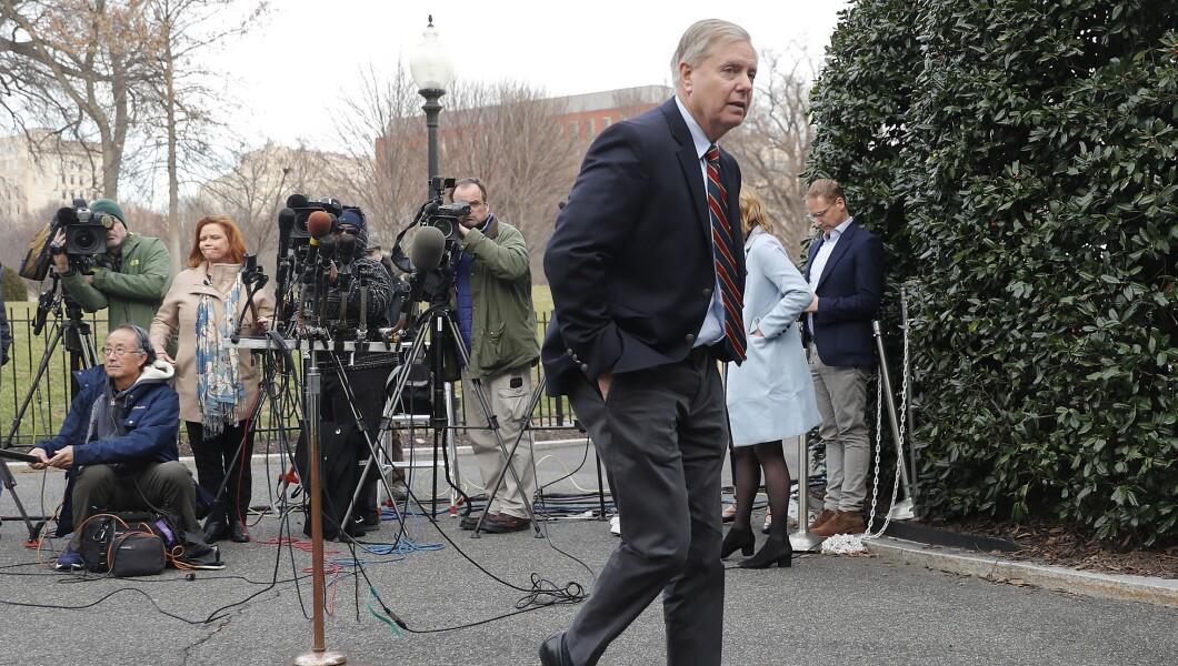 Lindsey Graham White House