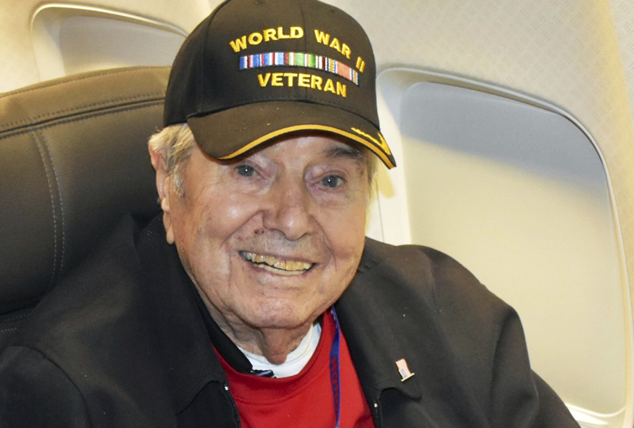 WWII veteran dies on last leg of Honor Flight