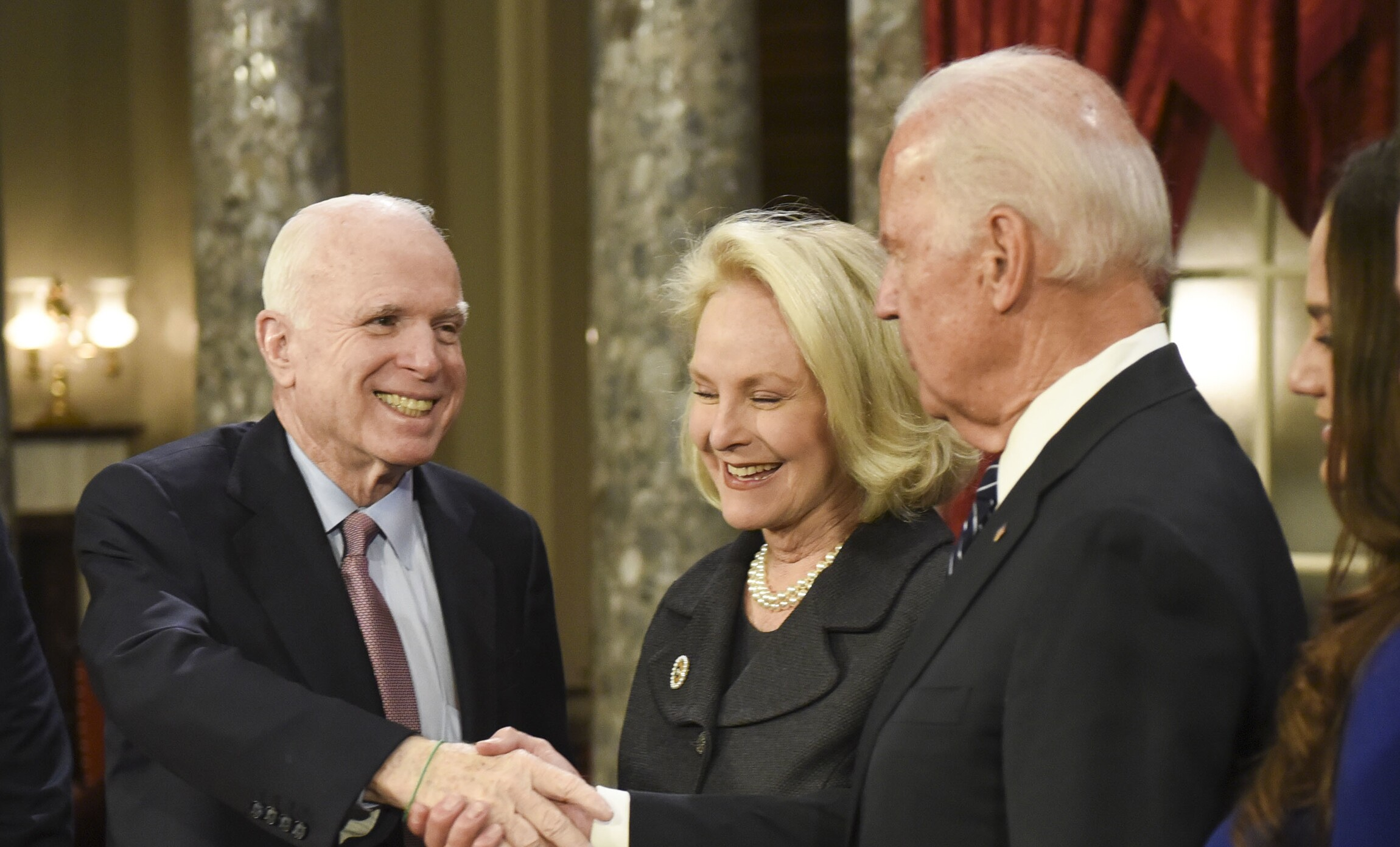 Image result for photos of MCCAIN AND LIEBERMAN