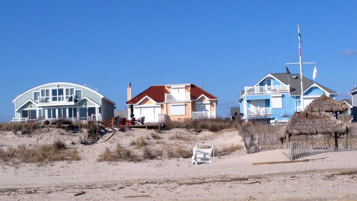 Can we stop subsidizing beach houses now?