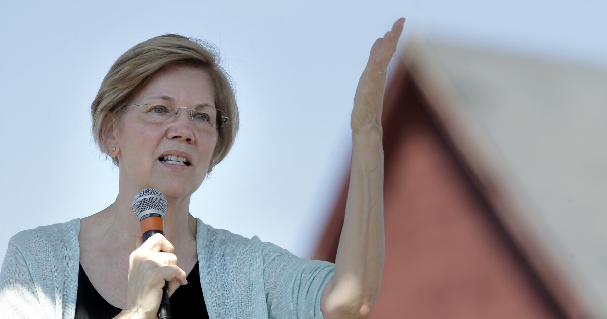 20 years later, Elizabeth Warren admits she's not 'a person of color'