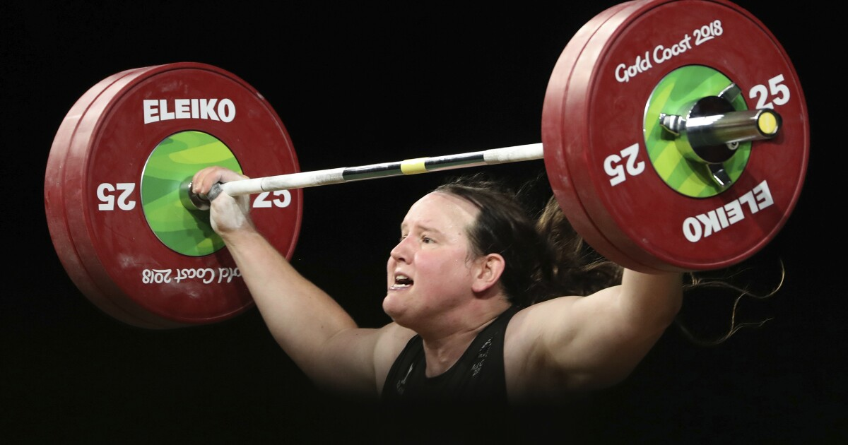 New Zealand weightlifter Laurel Hubbard to compete as first transgender Olympic athlete