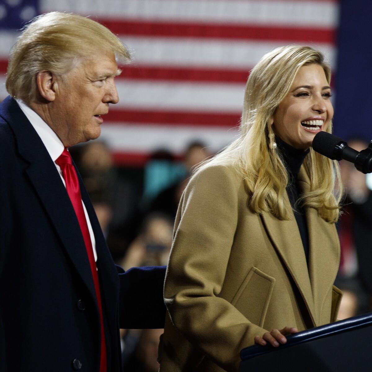 Meghan McCain Criticizes Ivanka Trump For Insisting She's