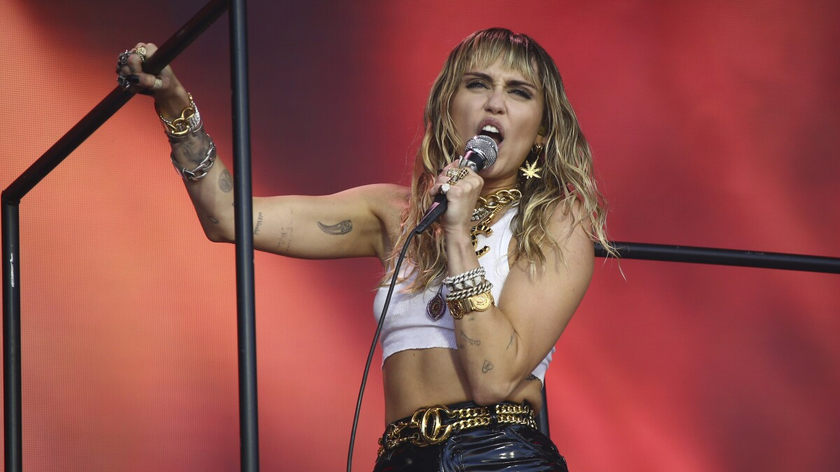 Society is fallen, and Miley Cyrus' 'Mother's Daughter' video is proof