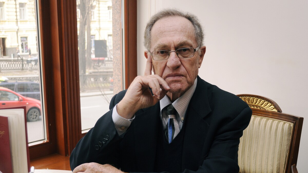 Adding Alan Dershowitz to Trump's legal team would be a mistake