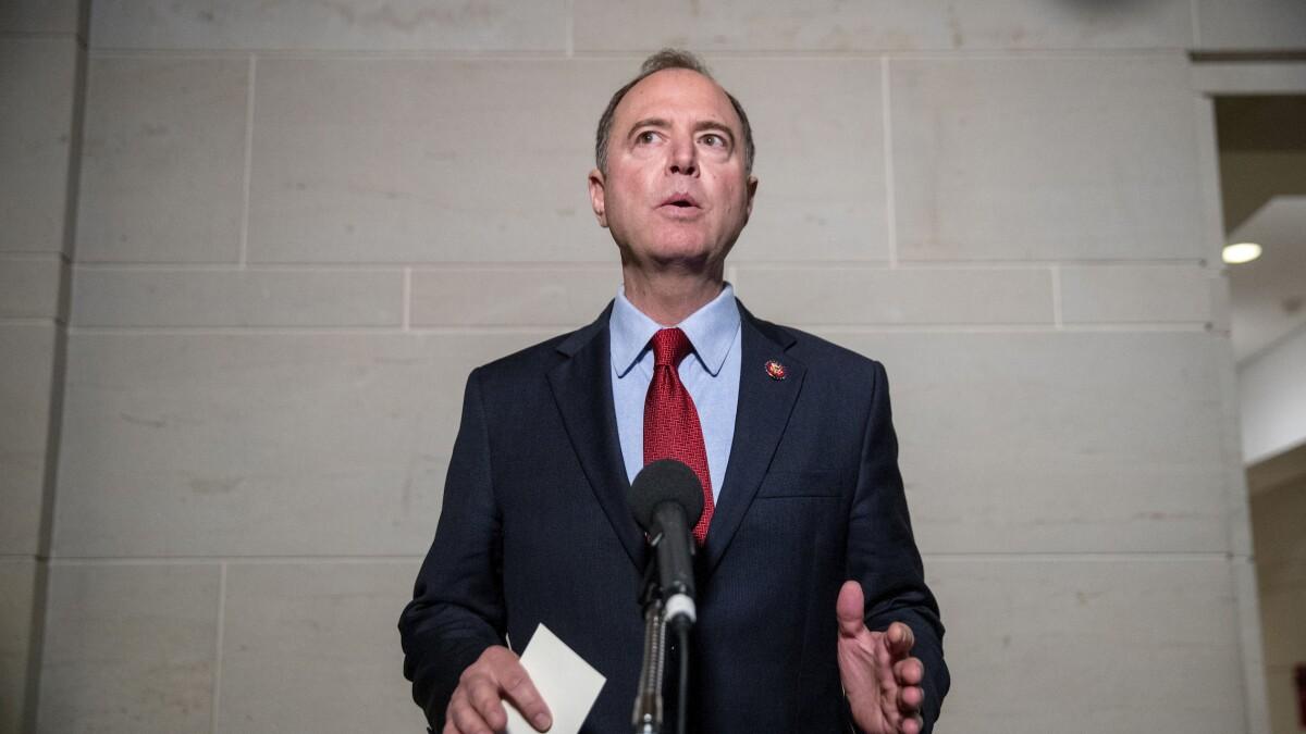 Adam Schiff is hiding details about Democratic impeachment case because it's weak