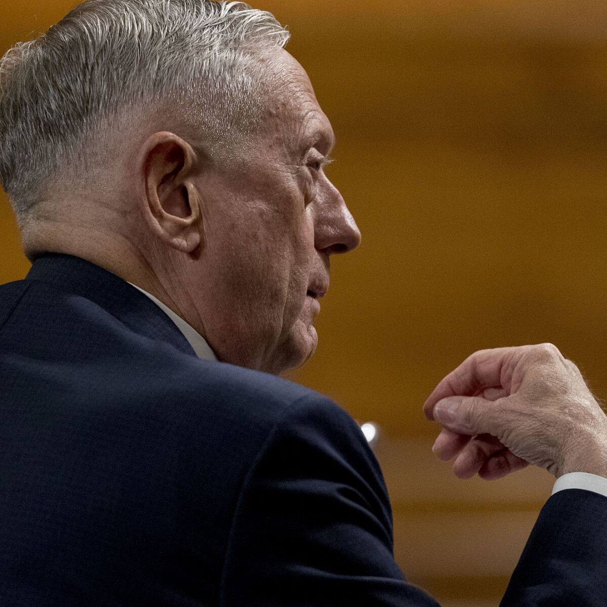 Army chief: Jim Mattis 'very clearly' tasked soldiers to be ready for war with North Korea