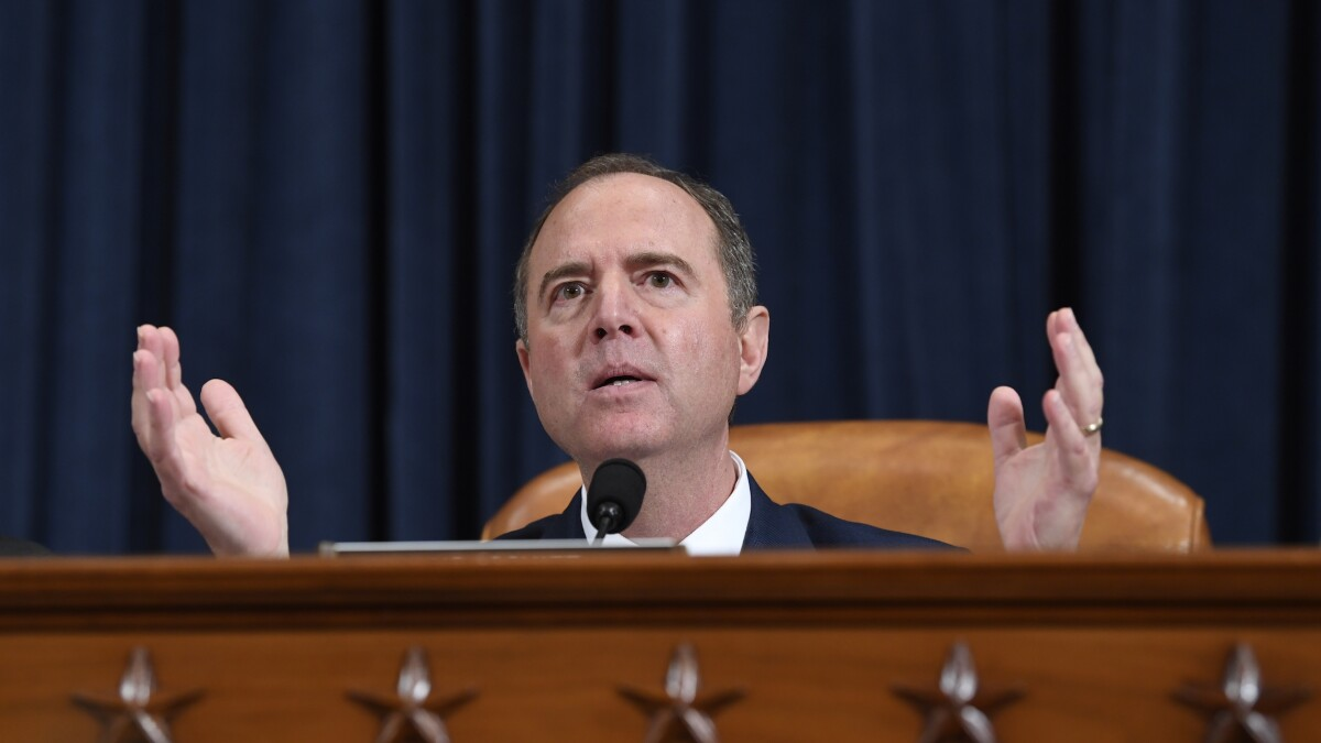 Schiff hired former NSC colleague of alleged whistleblower Eric Ciaramella the day after Trump's Ukraine call