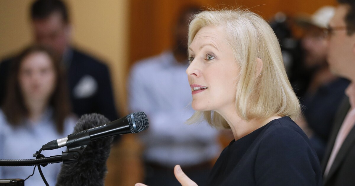 Gillibrand wrote her thesis on Chinese oppression in Tibet but has been silent about it in Congress