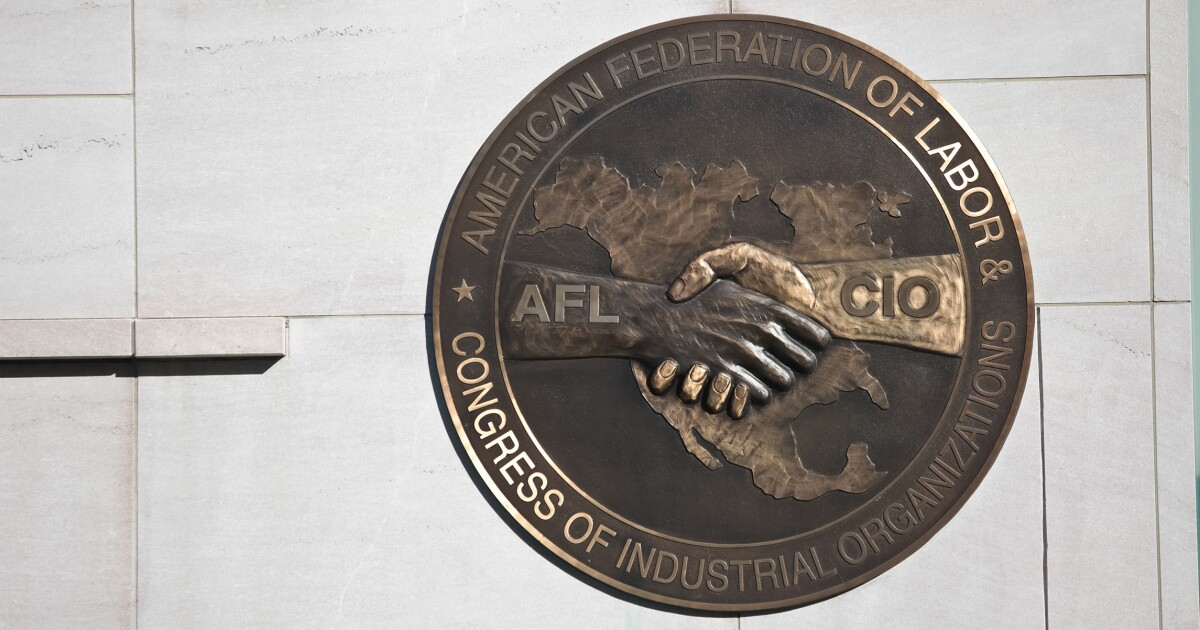 AFL-CIO spends three times more on politics than organizing