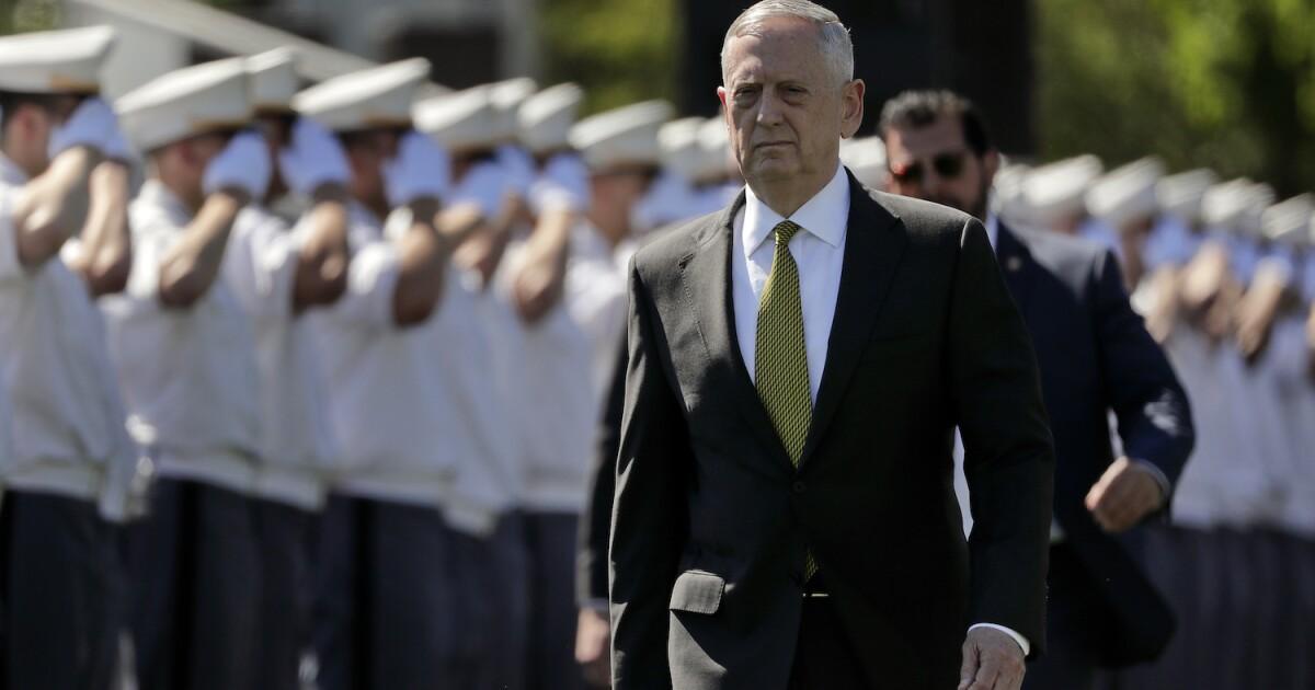 James Mattis: Military using 'annihilation tactics' against ISIS