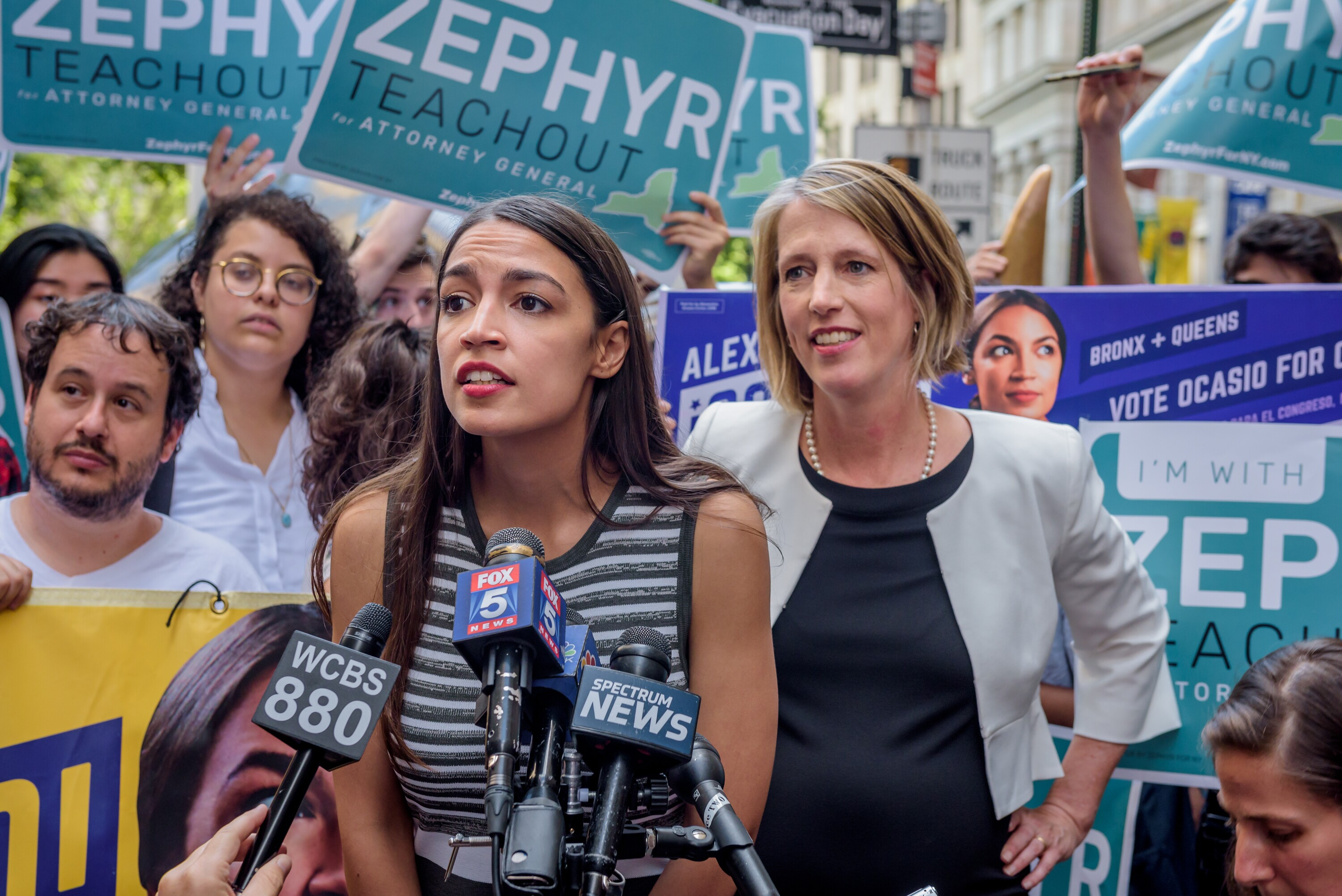 FACEBOOK SPONSORING FAR-LEFT CONFERENCE WHERE SOCIALIST OCASIO-CORTEZ WILL KEYNOTE
