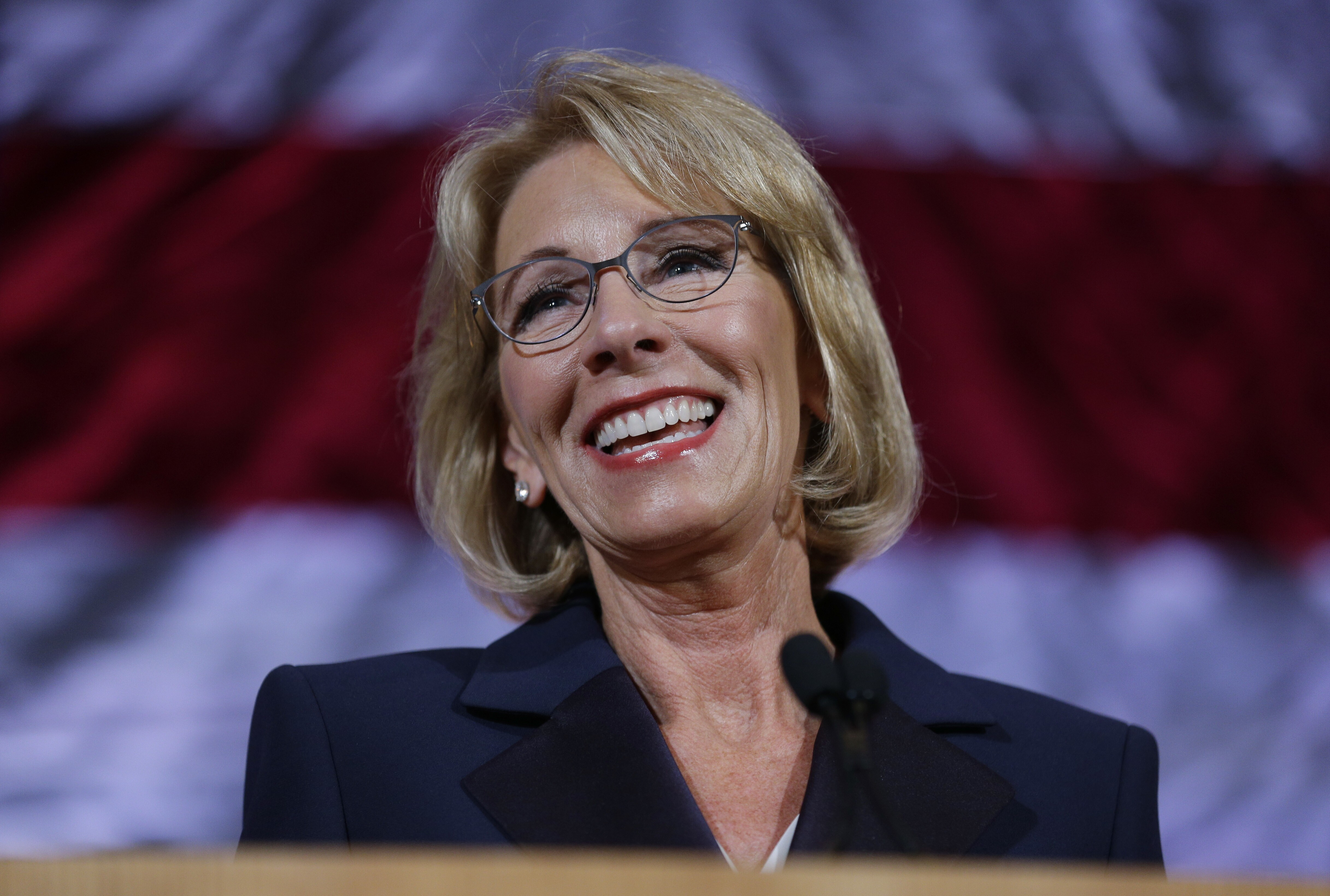 Betsy Devos Nomination Chilling >> Betsy Devos May Stop Forgiving All Federal Loans For Students
