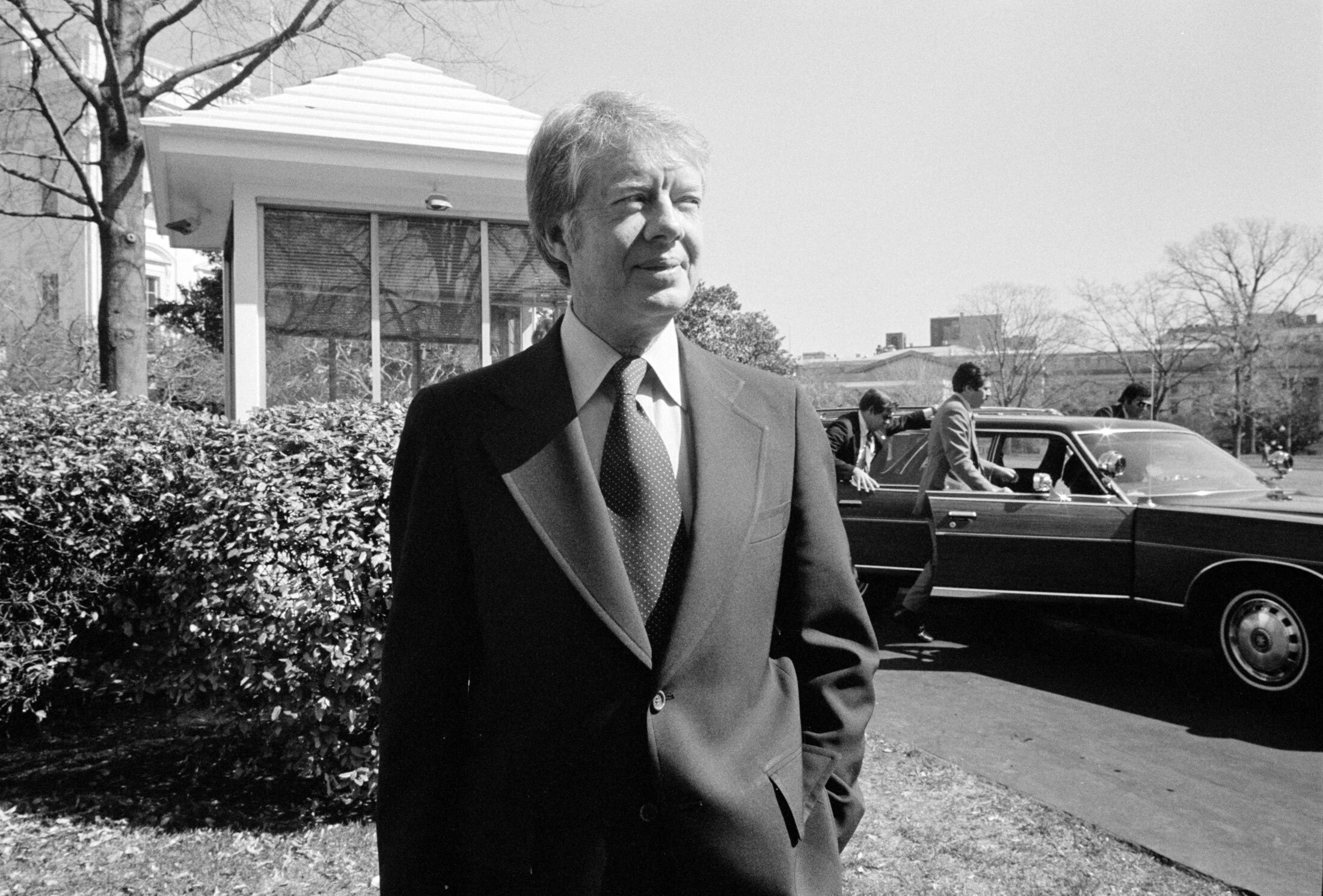 Jimmy Carter and the Malaise Days