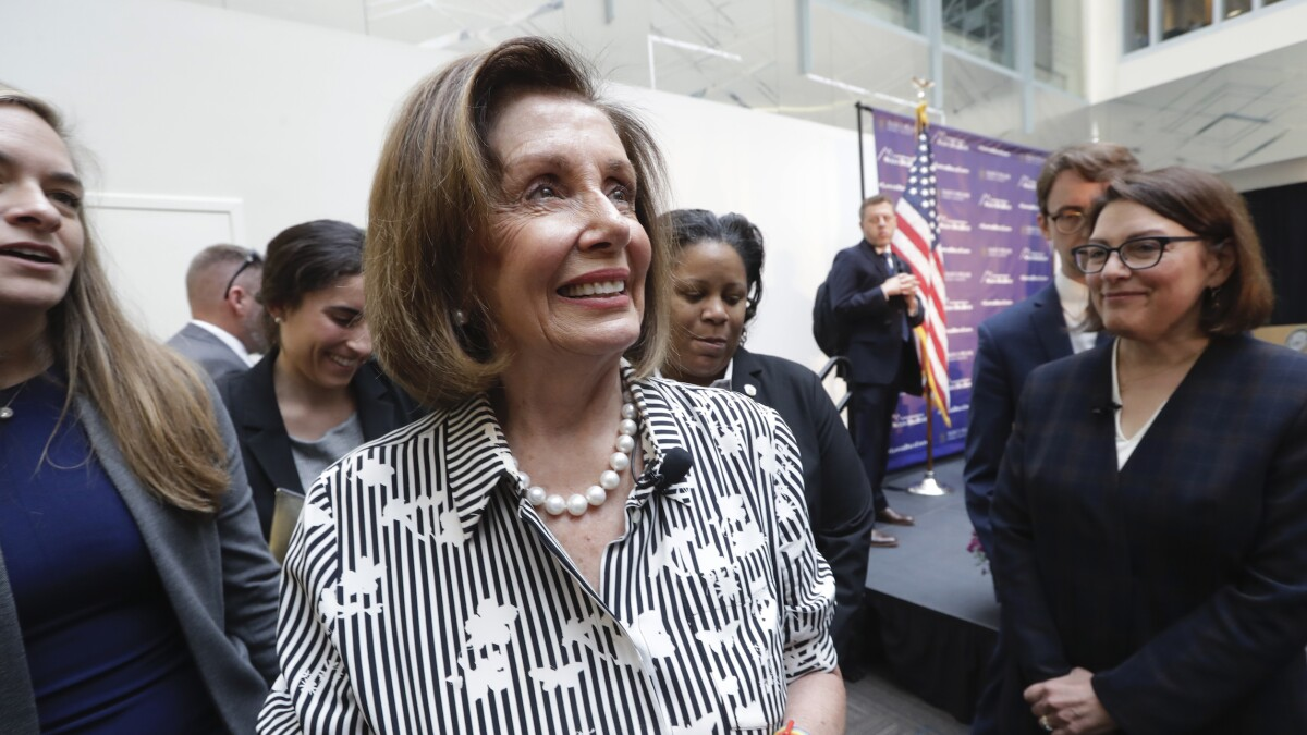 Pelosi touts 'increased outside validation' for impeachment inquiry