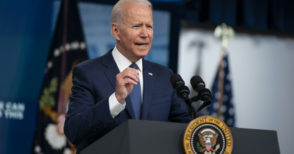 Biden needs to get China to cooperate with the pandemic's origins investigation