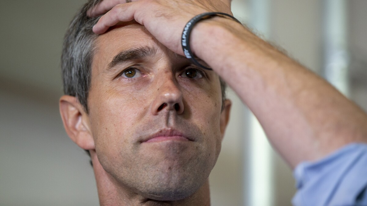 NRA crowns Beto O'Rourke AR-15 salesman of the month: 'Possibly even of the year'