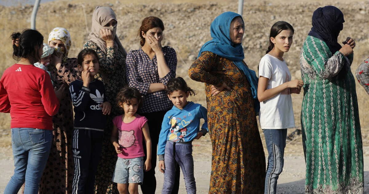 How safe are women in Turkey's Syrian 'safe havens'?