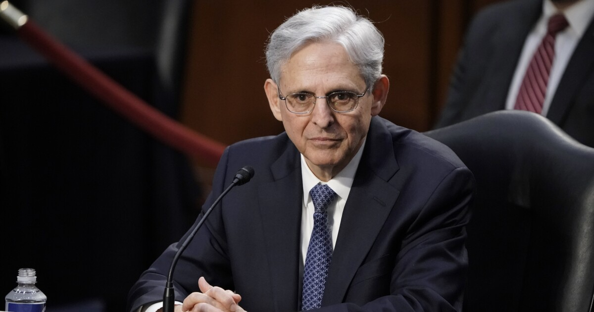 Merrick Garland targets new Republican voting laws after 2020 election