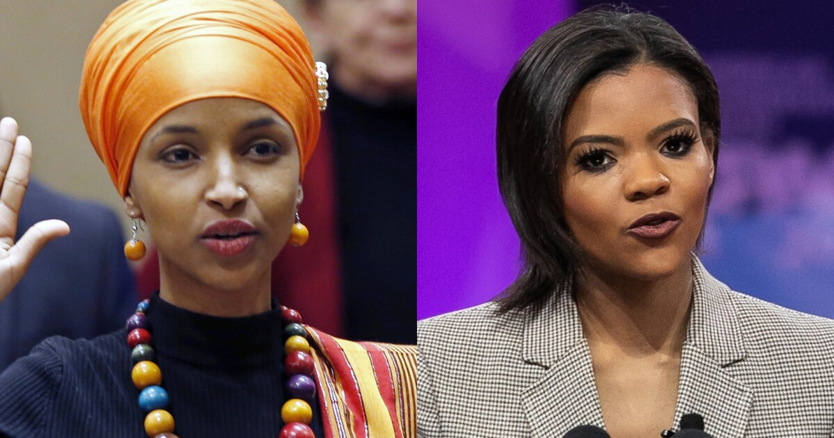 Ilhan Omar and Candace Owens show both sides of the aisle succumb to identity politics