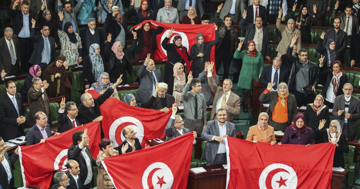 Biden misses a coup in Tunisia