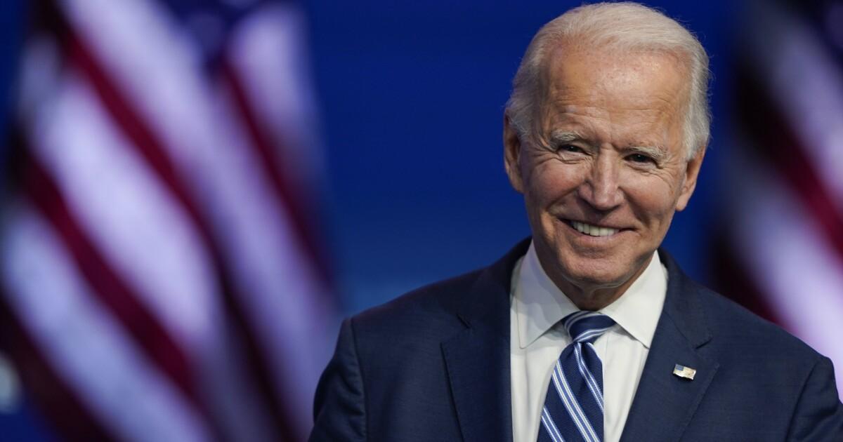 Biden pledges to send bill to Senate offering...