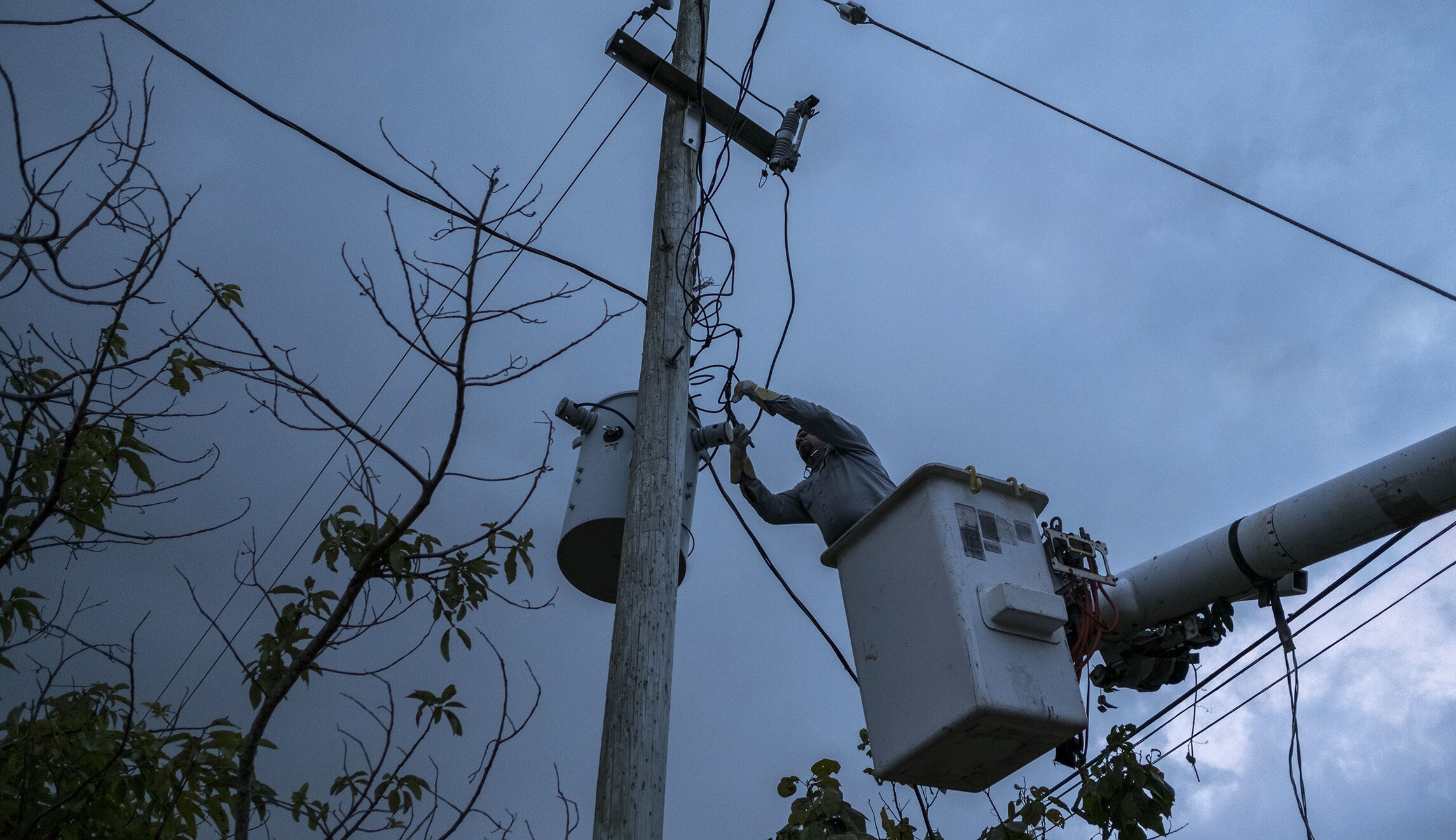 Trump Energy Official Dismayed About Politically Driven Response Electrical Problems Power Puerto Rico