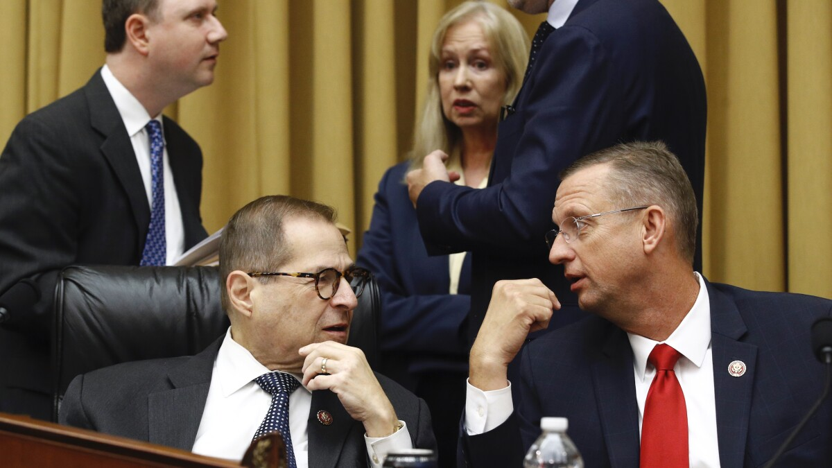 Republicans and Democrats clash during rare FISA hearing on Capitol Hill