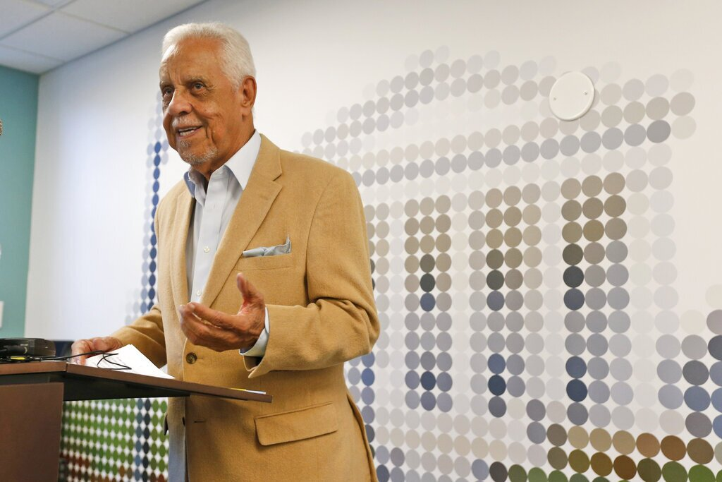 Douglas Wilder, First Black Governor in U.S. History and Former Governor of Virginia, Slams Kamala Harris for 'Causing Churches to Lose Their Tax-Exempt Status' With Voting Ad