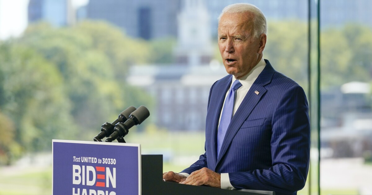 Would institutionalist Biden cave to court-packing calls?