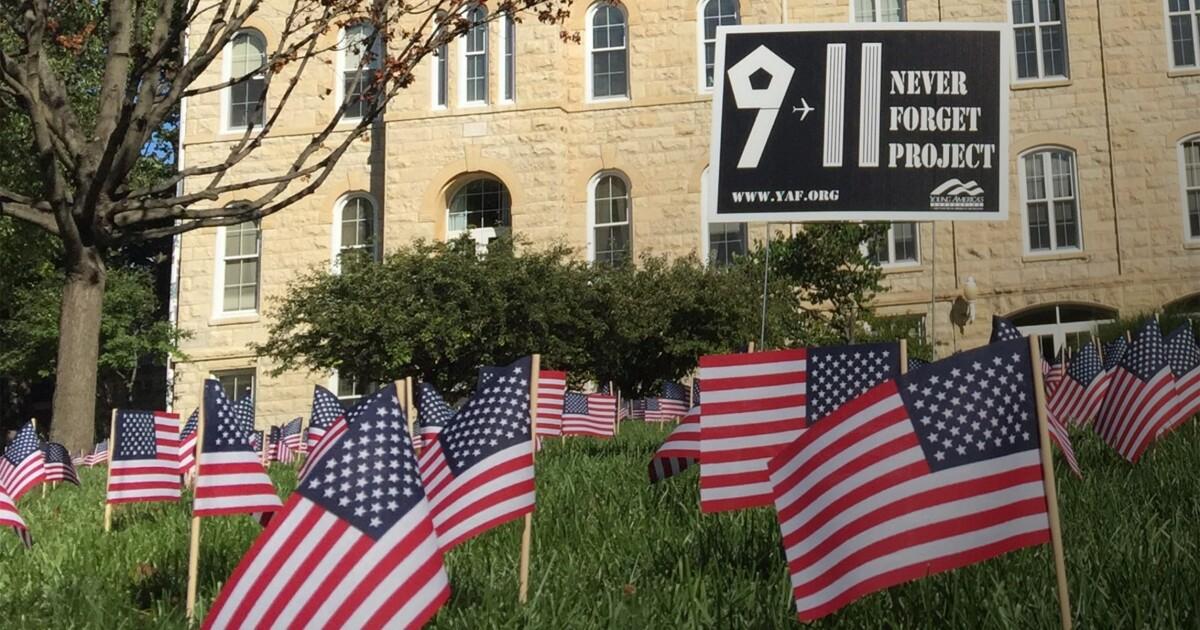 Campus bans Sept. 11 memorial for 'bias' against Muslims