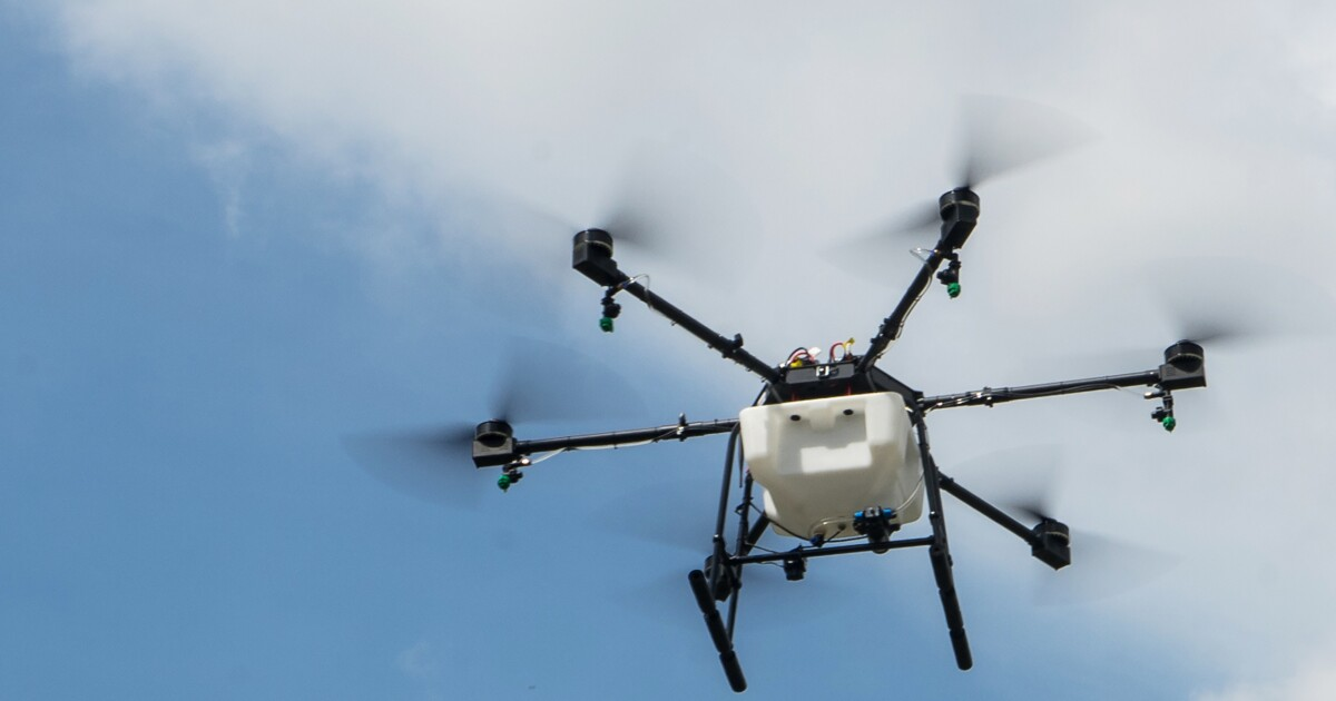 Drones swamp US-Mexico border but federal agents powerless to stop them