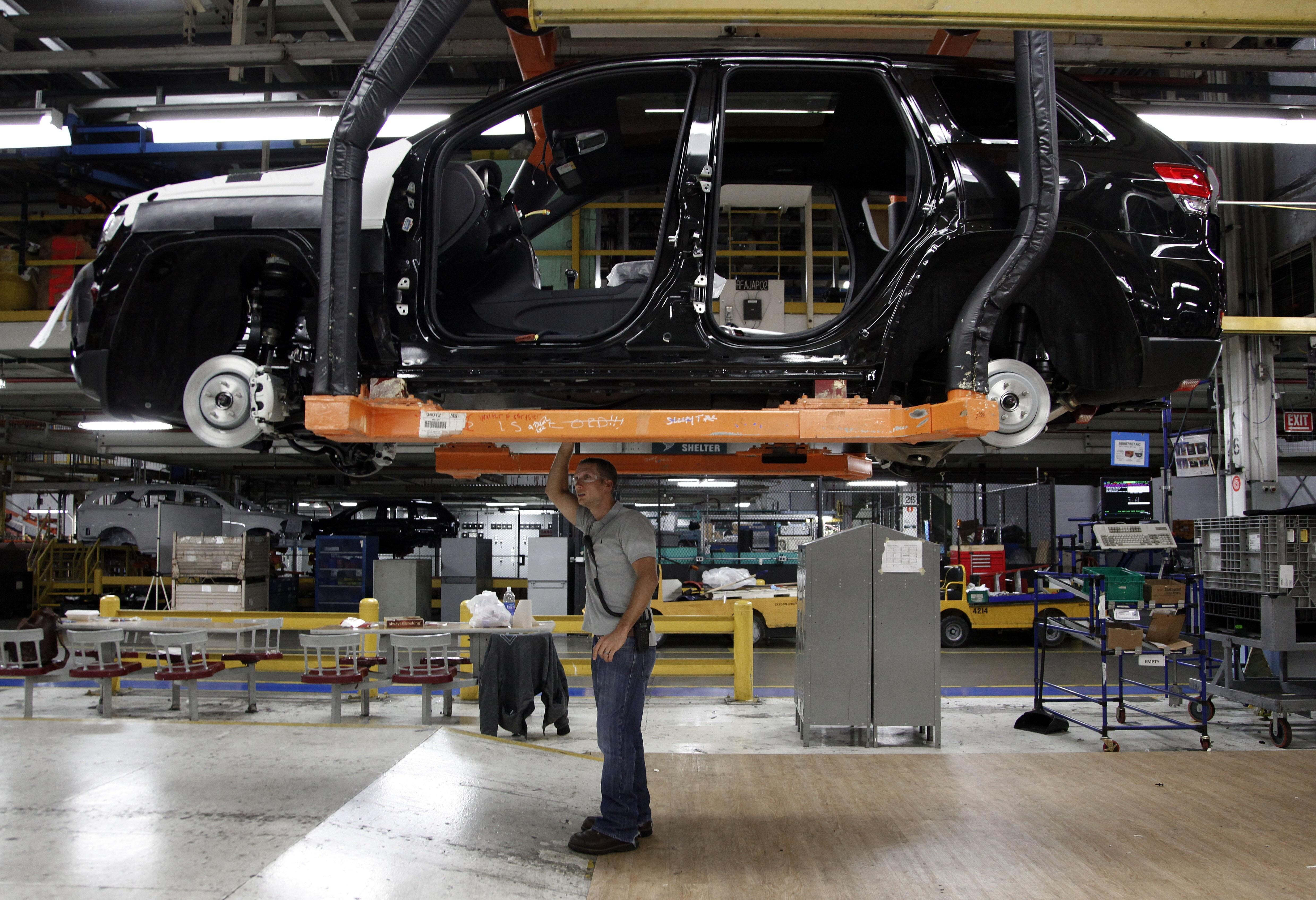 Canada Warns Trump That Auto Tariffs Will Cost Us Factory Jobs