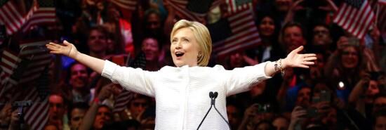 Hillary Clinton 2016 nom